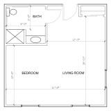 Floor Plans - Suite