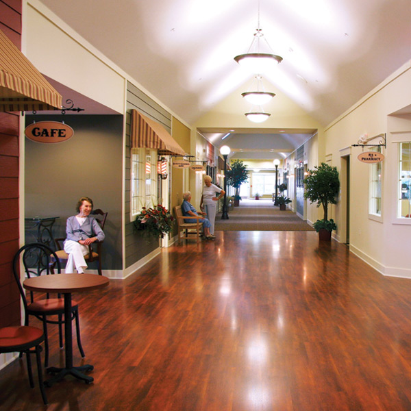 Assisted Living In Mt. Pleasant, Michigan