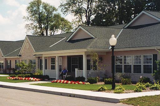 Green Acres Retirement Home