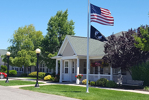Green Acres Manistee Homes